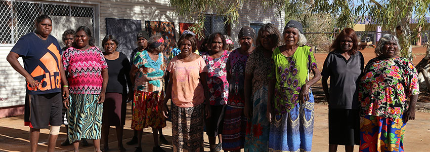 Papunya Tjupi Arts Artists