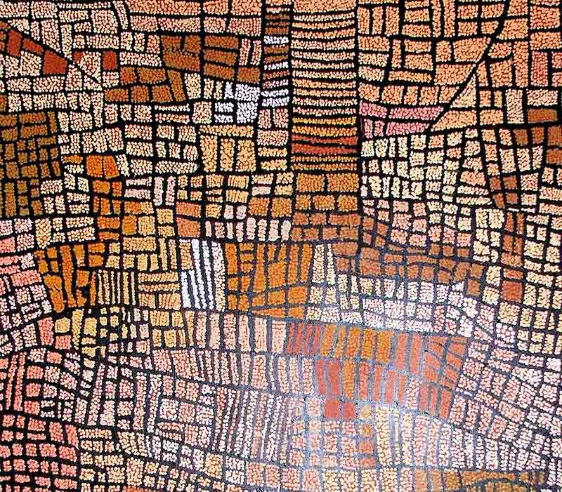 Naata Nungurrayi, 182 x 152cm, #140 Image