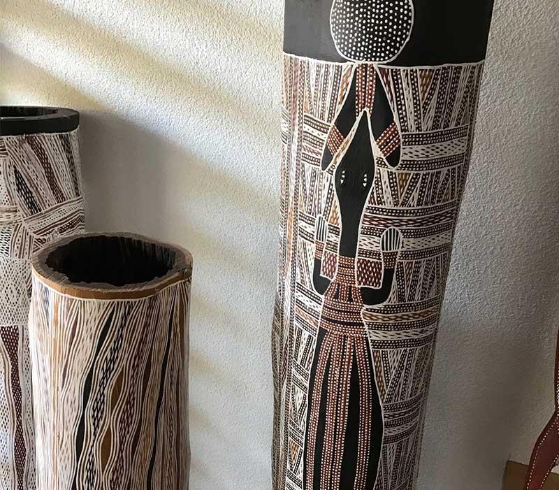 Burial Poles