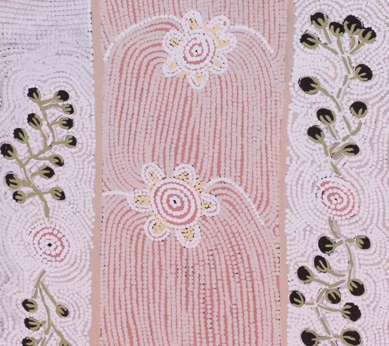 Ada Andy Napaltjarri, 91 x 51cm, #576-18 Image