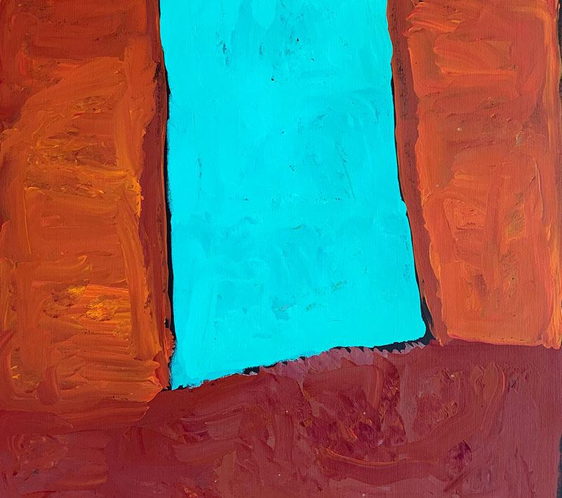 Kudditji Kngwarreye, 125 x 103cm, #1335 Image