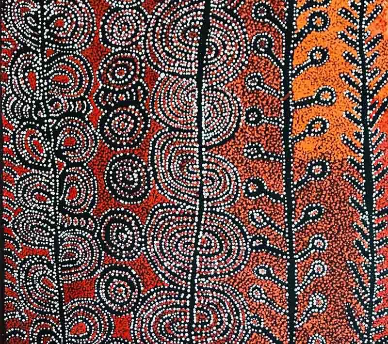 Ngila Mungkuri, 122 x 81cm #126N Image