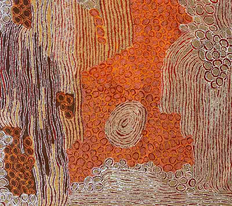 Walangkura Napanangka, 180 x 150cm, #1471 Image