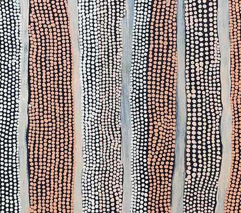 Mona Nangala, 122 x 46cm, #1480 Image