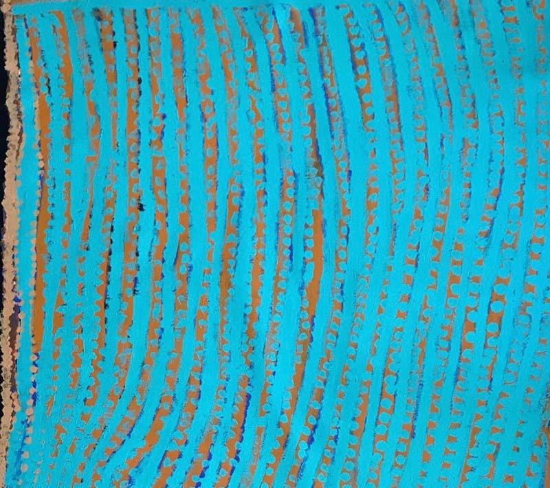 Sally Liki Nanii, 168 x 112cm, #129N Image